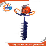 Taladro 68cc Profesional baja con 100 mm; 150mm y 200mm Auger Bits