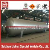 De Semi Aanhangwagen van de Tanker van LPG van de Opslag van het Propaan van de gashouder