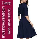Robe de mode de fête au bureau de femme (L36102)