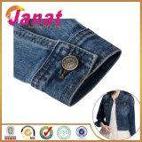 De Knopen van de Jeans van het Metaal van het Merk van de ontwerper voor Overhemden