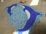 Alta calidad, mosaicos de cristal del precio competitivo para el adornamiento de la casa