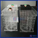 Het In het groot Nieuwe Ontwerp die van China de AcrylTribune van de Lippenstift spinnen