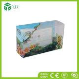Коробки пластичный упаковывать пользы индустрии коробка косметической изготовленный на заказ пластичная