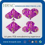 Деревянная цепь PCB отражетеля ароматности печати с компонентами