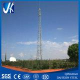 Гальванизированная стальная электрическая башня от изготовления Китая
