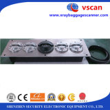 Entrance Security Uvss를 위한 Vehicle Inspection System At3300 Under Car Scanning System의 밑에