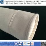 Nichtgewebte Nadel gelochte Filter-Wasser und Öl abstoßende Aramid Staub-Filtertüte für Industrie