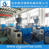 PVC Corner Bead Profile Production Line con Punching Machine
