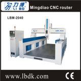 De Baolilong do centro fazendo à máquina Lbm-2040 libra da madeira do CNC/router da espuma
