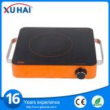 Painel do calefator que cozinha o fogão da indução da máquina