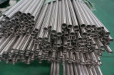Pipe d'approvisionnement en eau d'acier inoxydable d'en SUS304 (28*0.8*5750)
