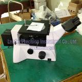 Microscópio metalúrgico combinado iluminação reflexiva/transmitida (LIM-305)
