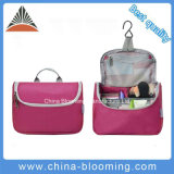 Waterproof Nylon Beauty Woman Wash Cosmetic Toilet Makeup Bag
