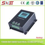 工場LCDが付いている情報処理機能をもった50A 12V/24V 36V 24V/48V太陽エネルギーの料金のコントローラ