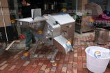 Processing Cut Carrot, Potato, Taro, Fruit, Onion, Mango, Pineapple, Apple, Ham, Giantarum, Pawpaw를 위한 식물성 Dicing Machine