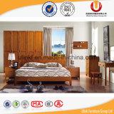 Base de madeira clássica do jogo de quarto da mobília da alta qualidade (UL-605)