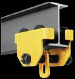 Carretilla eléctrica del llano del uso del alzamiento