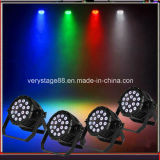 방수 18X10W RGBW PAR64 LED Outdoor Wash Light