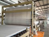 Panel de fibras mineral, techo acústico