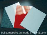 Grille de Soild de fibre de verre, grille de fibre de verre, matériau de FRP/GRP