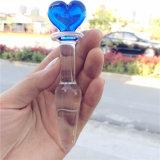 Vibrador de vidro do brinquedo do sexo para as mulheres Injo-Dg205