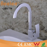 La Chine Sanitary Ware Chromed Brass Cold et Hot Water Sink Pull out Kitchen Faucet