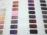 Tissu de doublure de sergé en polyester pour le vêtement rayant deux tonalités (YTFG2006)