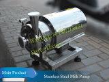 bomba do leite 3000L/H para o tanque refrigerar de leite 1t