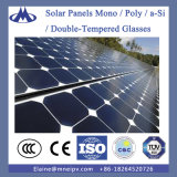 Comitati solari del mono silicone cristallino con i certificati di TUV del Ce