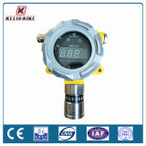 Rivelatore di gas in linea fisso CH4 di controllo di sicurezza del gas dell'ambiente del lavoro