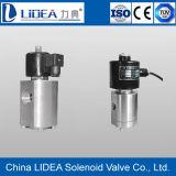 Válvula electromagnética de alta presión automática del control Ss304 de China