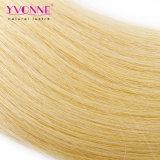 Tessuto peruviano dei capelli dei capelli umani di colore 613