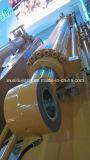 Cilindro hidráulico del proyecto superior de la fábrica