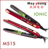 M515 Factory Price Nagtive Ions Mch Chauffe-cheveux Straightener