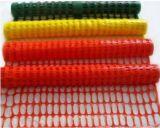 Rete fissa di plastica della barriera d'avvertimento dell'HDPE di obbligazione di sicurezza del fornitore della Cina