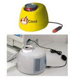 Um pode/refrigerador eletrônico DC12V ou USB5V do frasco mini com refrigerar para o escritório, uso do carro