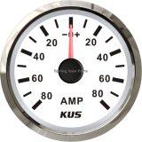 Meilleur Sale 52mm Ammeter ampère Gauge avec Sensor +/-80A
