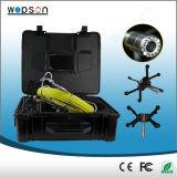 Cctv-Kamera-System mit 20m Schubstange-Kabel-FO-Verkauf