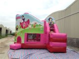 Kids를 위한 2016 새로운 Arrival Commercial Princess Inflatable Bouncer Castle