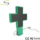 Extérieur latéral en travers de la pharmacie LED du fabricant HD de Shenzhen double