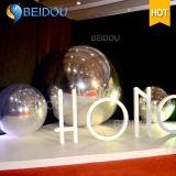 مصنع بالجملة الديكور مرآة بلاستيكية كرات الحلي ديسكو نفخ مرآة الكرة