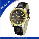 防水レディース・ウォッチが付いている新しいメンズ水晶腕時計