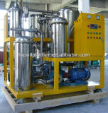 Equipamento de filtração Waste do petróleo comestível dos bens