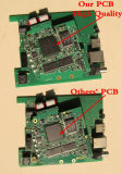 Компакт C5 звезды MB для установленной таблетки BMW Icom IX104