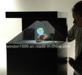"32 ""、42 ""、55 "" 3D Holo Box、Holographic Display 3D Pyramid"