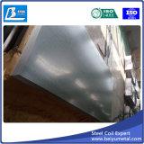Usine enduite de feuille de fer du zinc G30 en acier du Gi PPGI