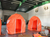 Раздувной шатер для парка атракционов