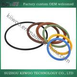 Pièces anneau de joint en caoutchouc de silicones