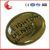 Kundenspezifische Metallzink-Legierung Druckguss-Abzeichen für Förderung