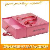 Paquete de bufanda personalizado Paquete de papel de regalo